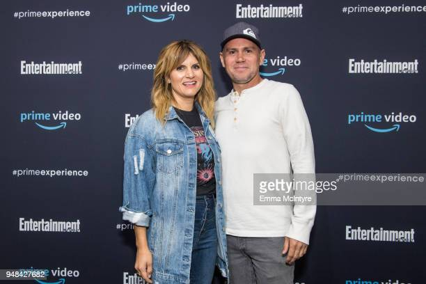 Brooke Van Poppelen attends Prime Video EW's Night of a Thousand Laughs at Hollywood Athletic Club on April 18 2018 in Hollywood California