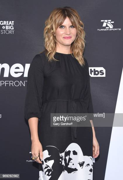 Brooke Van Poppelen attends the 2018 Turner Upfront at One Penn Plaza on May 16 2018 in New York City
