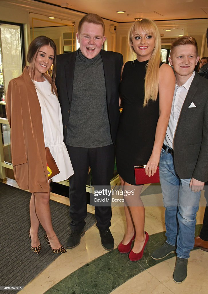 TRIC Awards 2015 - Inside Arrivals : News Photo