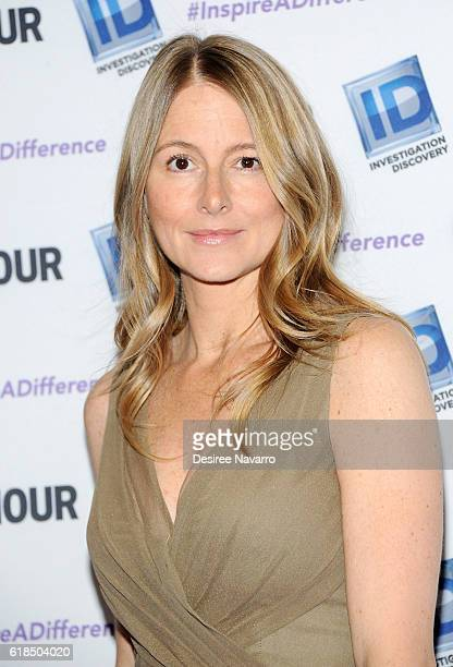 Brooklyn Assistant District Attorney AnnaSigga Nicolazzi attends 2016 Inspire A Difference Gala at Dream Downtown Hotel on October 26 2016 in New...