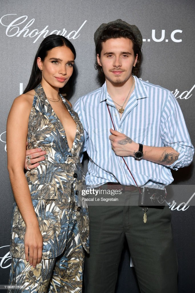 FRA: Chopard And Annabel's Host The Gentleman's Evening At The Hotel Martinez - 72th Cannes Film Festival