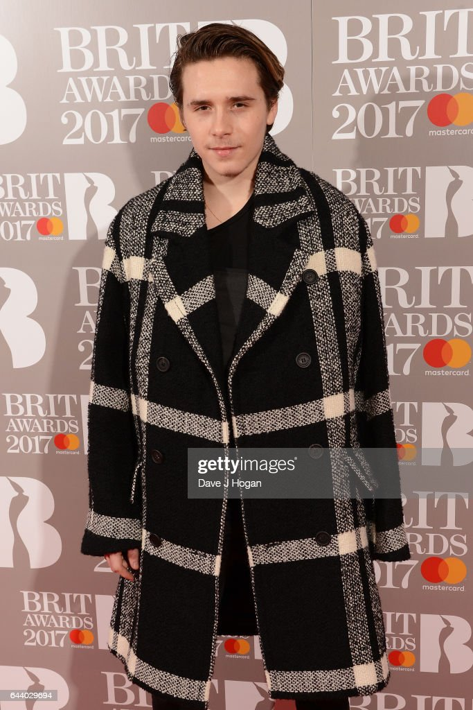The BRIT Awards 2017 - VIP Arrivals : News Photo