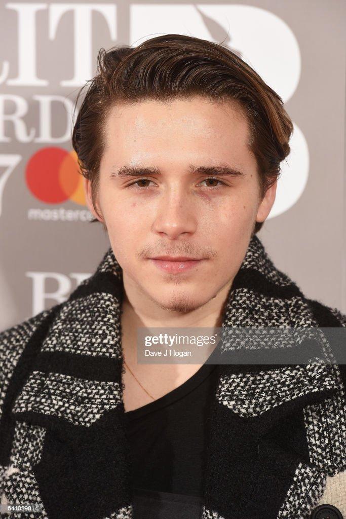 The BRIT Awards 2017 - VIP Arrivals : News Photo