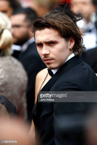 Brooklyn Beckham attends the screening of Once Upon A Time In Hollywood during the 72nd annual Cannes Film Festival on May 21 2019 in Cannes France