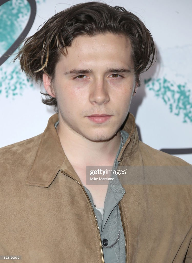 Brooklyn Beckham attends The Serpentine Galleries Summer Party at The Serpentine Gallery on June 28, 2017 in London, England.