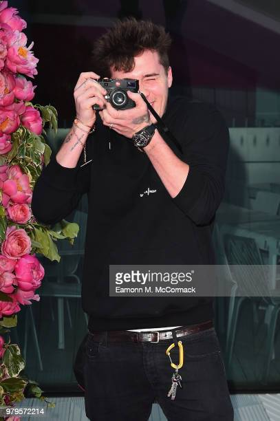 Brooklyn Beckham attends the VA Summer Party at The VA on June 20 2018 in London England