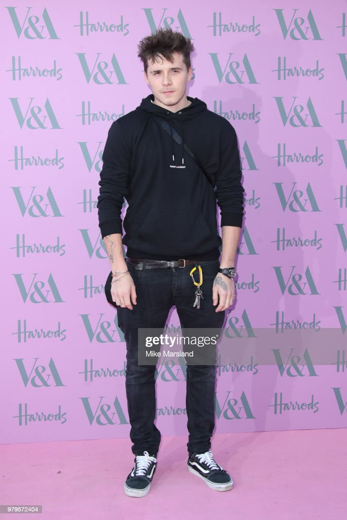 Brooklyn Beckham attends the V&A Summer Party at The V&A on June 20, 2018 in London, England.
