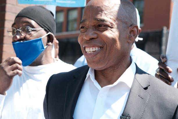 NY: NYC Mayoral Candidate Eric Adams Endorsed By Civil Service Employees Association