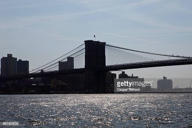 Brooklyn Bridge, New York City, NY, USA