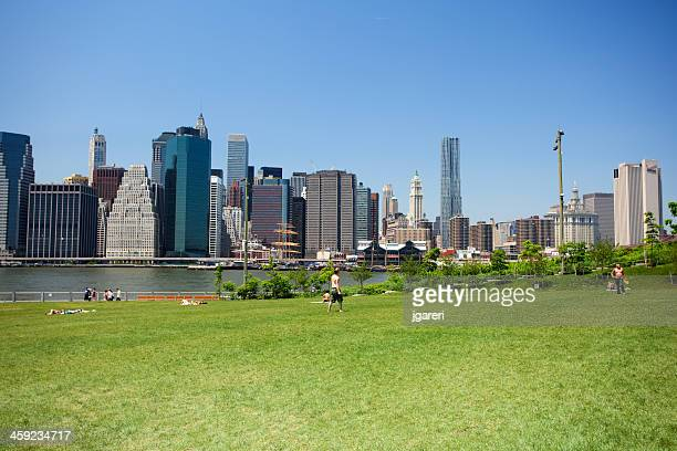 brooklyn bridge park - state park stock pictures, royalty-free photos & images