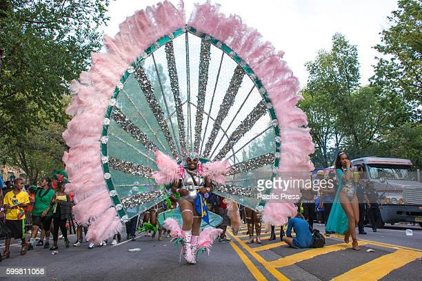 Brooklyn celebrates the 49th West Indian American Day Carnival and Parade. Under the theme, One Caribbean One People One Voice, the West Indian...