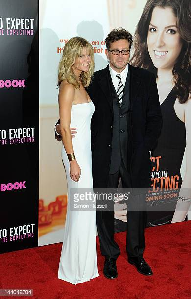 Brooklyn Decker and Kirk Jones attend the What To Expect When You're Expecting New York Screening at AMC Lincoln Square Theater on May 8 2012 in New...