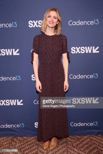 Brooklyn Decker attends Heather Dubrow's World Podcast during 2019 SXSW Conference and Festivals at JW Marriott Austin on March 8 2019 in Austin Texas
