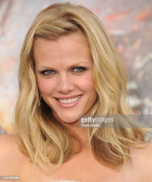 Brooklyn Decker attends the Los Angeles premiere of Battleship at Nokia Theatre LA Live on May 10 2012 in Los Angeles California
