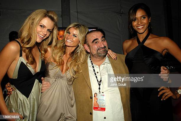 Brooklyn Decker Marisa Miller Ken Davitian and Ana Paula Araujo