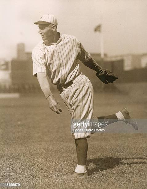 Brooklyn Dodger Ed Brown photographed in 1924