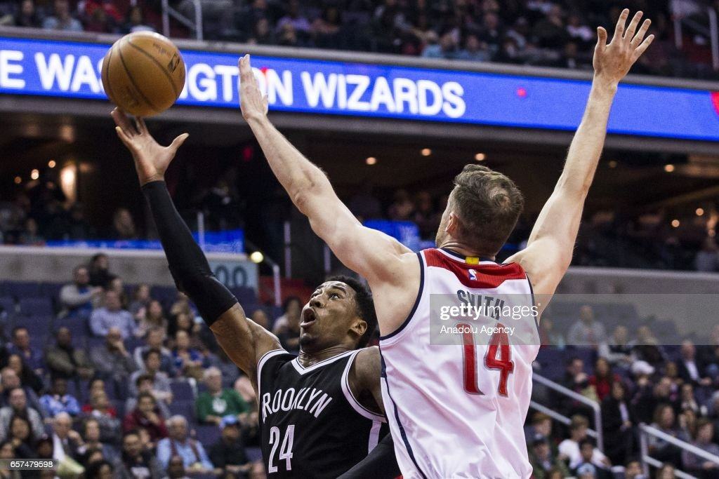 NBA - Washington Wizards vs Brooklyn Nets