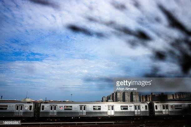 Brooklyn NYC Train