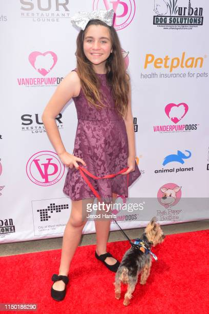 Brooklyn Robinson attends 4th Annual World Dog Day at West Hollywood Park on May 18, 2019 in West Hollywood, California.