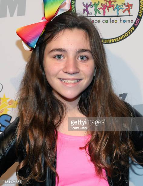 Brooklyn Robinson attends A Place Called Home's Annual Stars And Strikes Celebrity Bowling And Poker Tournament at PINZ Bowling Entertainment Center...