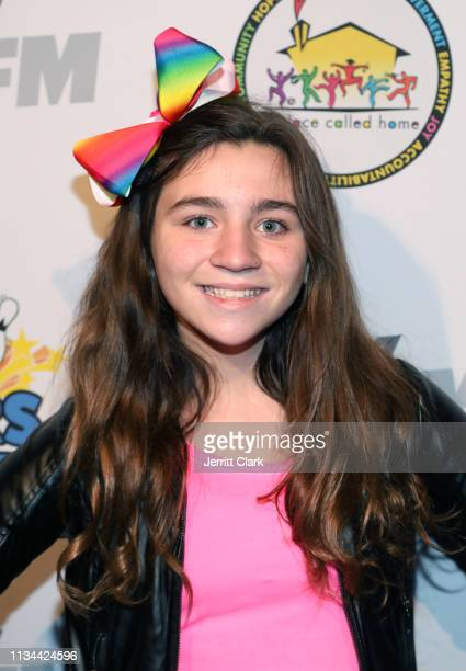 Brooklyn Robinson attends A Place Called Home's Annual Stars And Strikes Celebrity Bowling And Poker Tournament at PINZ Bowling & Entertainment...