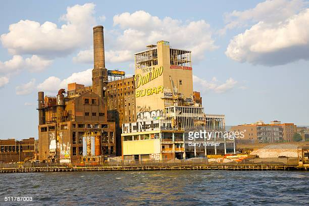 Brooklyn sugar refinery prior to reconstruction