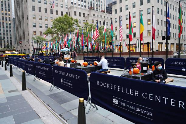NY: New York City Celebrates Halloween 2020
