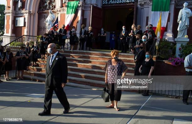 "Brooklyn""u2019s first Italian Roman Catholic Parish, St. Stephen's, hosts an annual religious procession through the streets of the neighborhood to..."