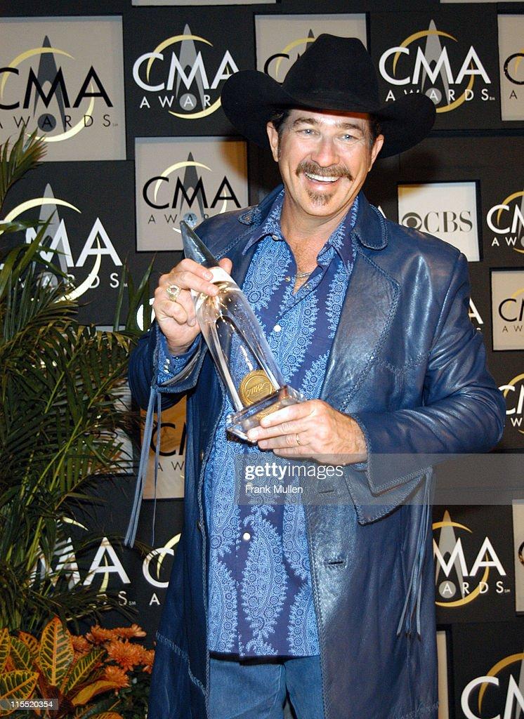 37th Annual CMA Awards - Press Room