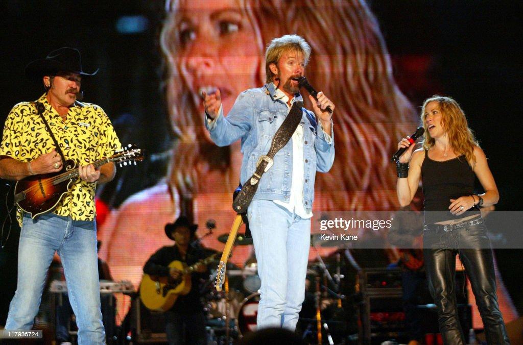 Dale Earnhardt Tribute Concert : News Photo