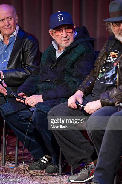Brooks Arthur onstage during Bert Berns Event at The GRAMMY Museum on December 1 2016 in Los Angeles California