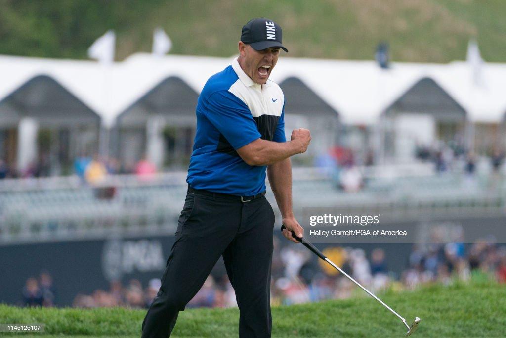 101st PGA Championship - Final Round : ニュース写真