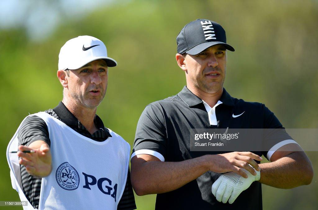 NY: PGA Championship - Round Three
