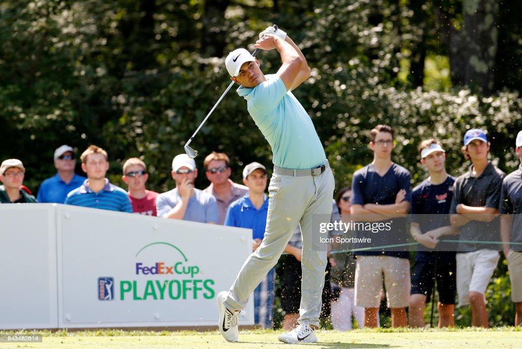 GOLF: SEP 04 PGA - Dell Technologies Championship - Final Round : News Photo