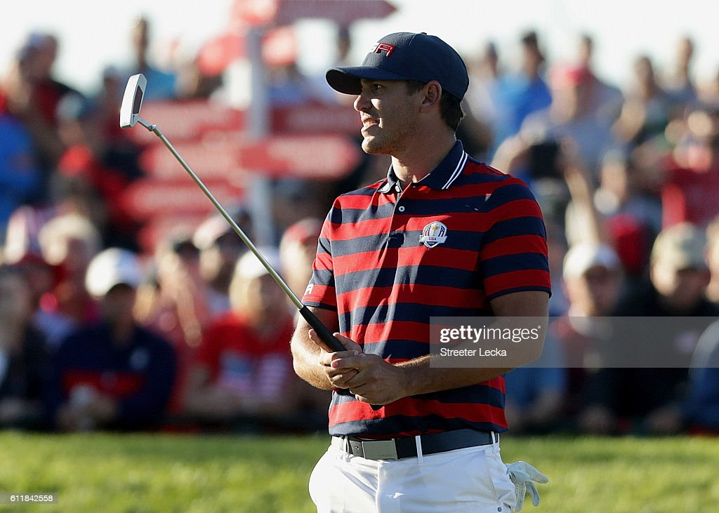 2016 Ryder Cup - Afternoon Fourball Matches : News Photo