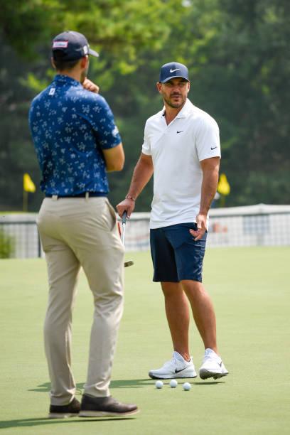 TN: World Golf Championship-FedEx St Jude Invitational - Preview Day 1