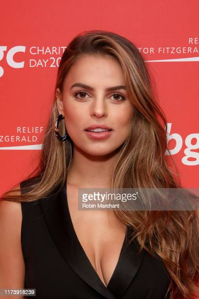 Brooks Nader attends Annual Charity Day Hosted By Cantor Fitzgerald, BGC and GFI - BGC Office – Inside on September 11, 2019 in New York City.