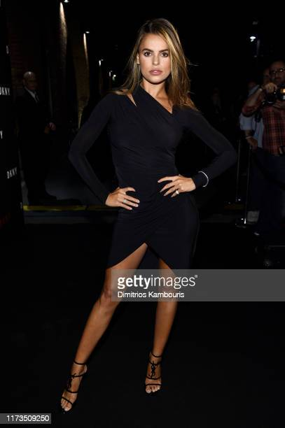 Brooks Nader attends as DKNY turns 30 with special live performances by Halsey and The Martinez Brothers at St Ann's Warehouse on September 09 2019...