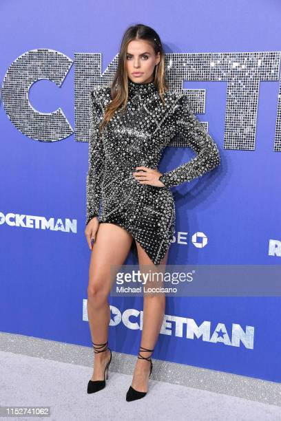 Brooks Nader attends the New York premiere of Rocketman at Alice Tully Hall on May 29 2019 in New York City