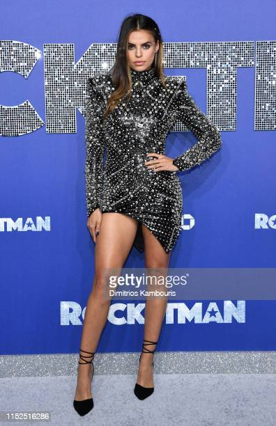 Brooks Nader attends the Rocketman New York Premiere at Alice Tully Hall on May 29 2019 in New York City