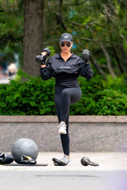 NY: Celebrity Sightings In New York City - June 01, 2020