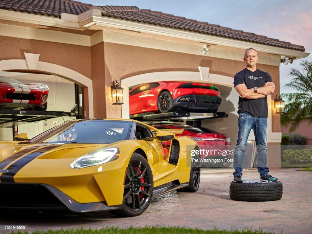 luxury car condos : News Photo