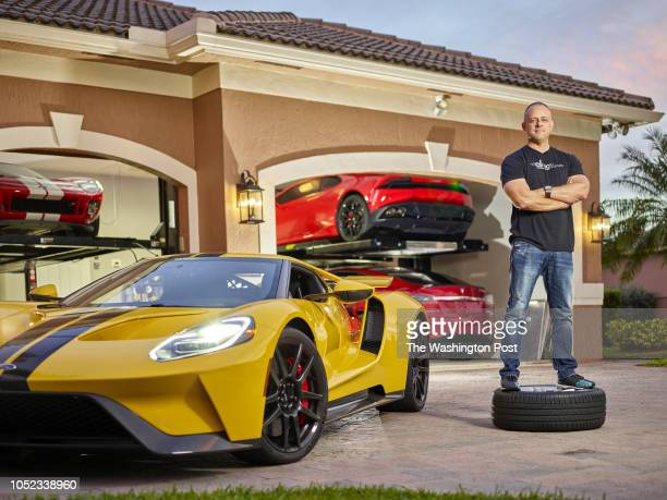 Brooks Weisblat runs the website dragtimescom He is also a car collector and owns a Lamborghini Huracan a McLaren Ford GT and others At his home in...