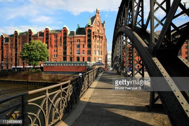 brooks-brucke bridge - image stock-fotos und bilder