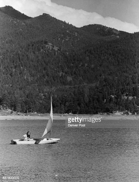 Broomfield Cadette Scout Sails Sea Snark At Wellington Lake Cheryl Taylor was one of 32 Cadettes who earned Amercan Red Cross basic sailing and...