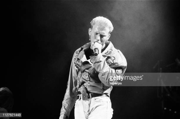 Bros concert at the NEC, Birmingham. 19th December 1988.