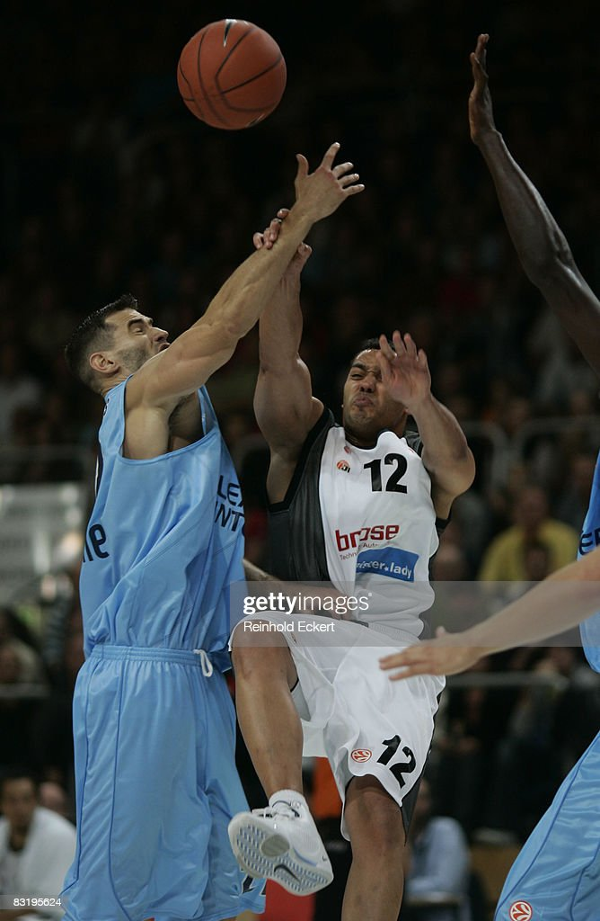 Euroleague Basketball - Game 1 Brose Baskets v Chorale Roanne