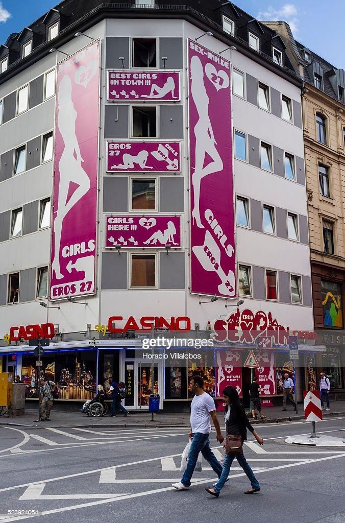 Prostitutes in frankfurt germany