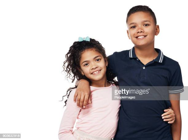 brother and sister, aka, best friends - sister stock pictures, royalty-free photos & images