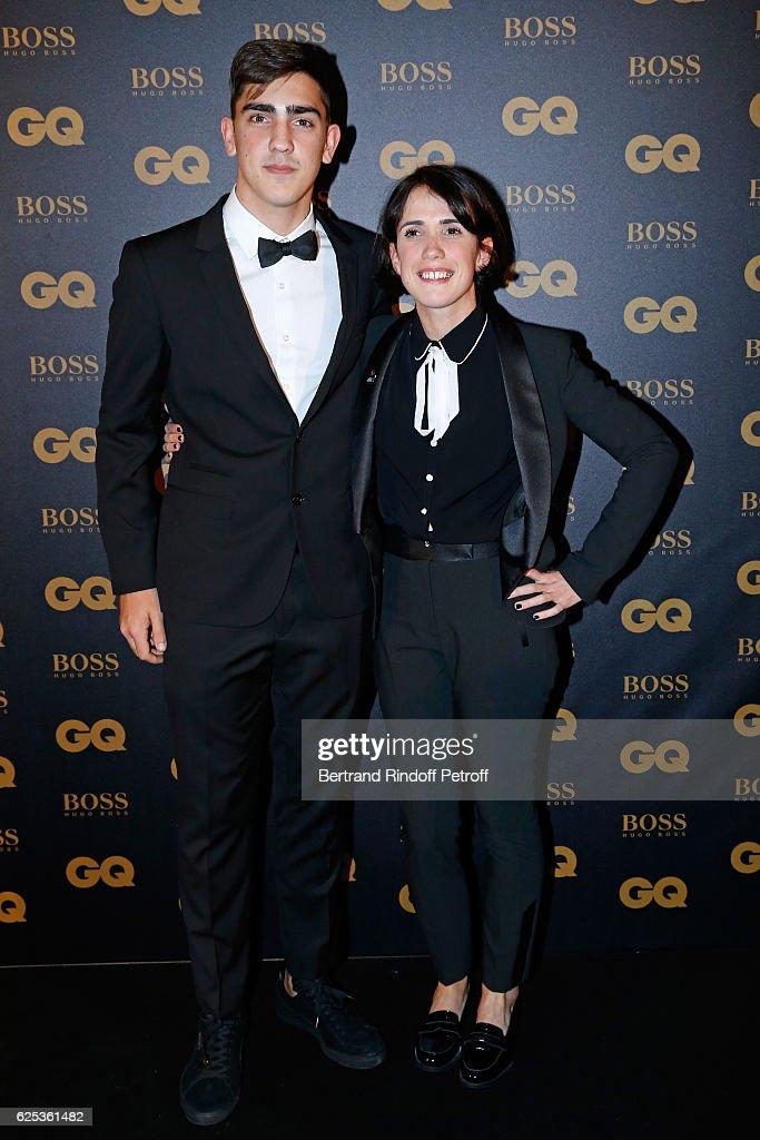 GQ Men Of The Year Awards 2016 : Photocall At Musee D'Orsay : News Photo